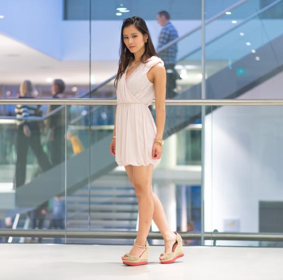 Ballerina-outfit-look-fries-museum-leeuwarden Outfit: Fries Museum look
