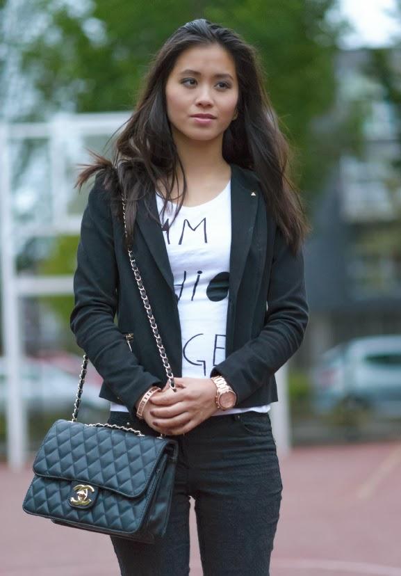 My-Huong-chanel-2.55-bag-fashionblogger Outfit: I'm a fashionblogger