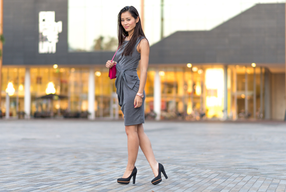 My-huong-look-outfit-face Outfit: Night out dress