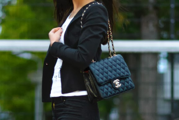 Outfit-how-to-wear-Chanel-2.55-bag Outfit: I'm a fashionblogger