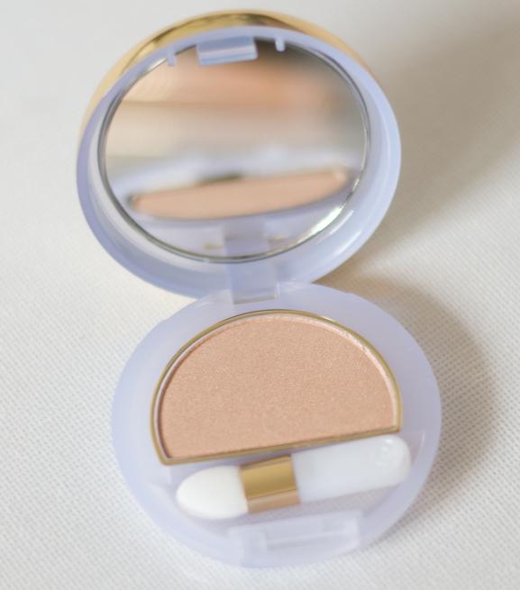 silk-effect-eyeshadow Collistar nude look herfst/winter 2013-2014