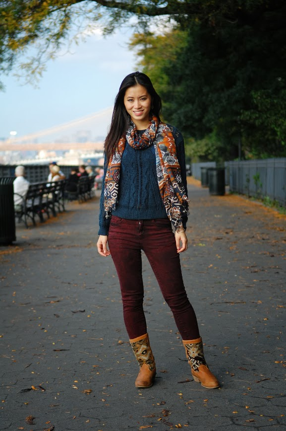 outfit-look-autumn New York City tour