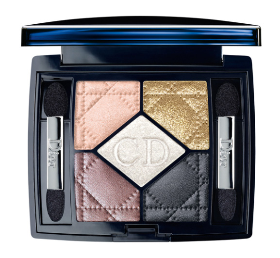 5-COULEURS-644-GOLDEN-SNOW_thumb_palette Dior Golden winter make-up 2013