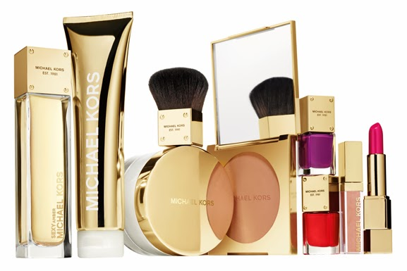 michael kors beauty collection 2013