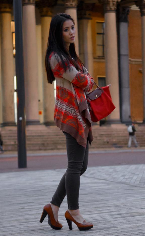 aztec-outfit-vest-hakkne Outfit: Aztec cardigan