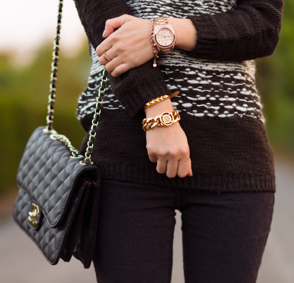 details look chanel 2.55 bag