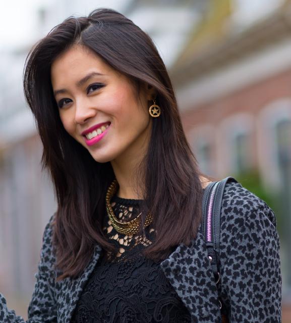 my huong aziatisch haar