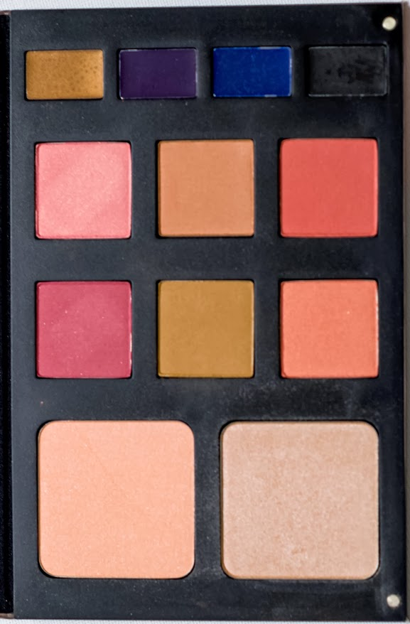 smashbox-brushes-eyeliner-powder Smashbox The Master Class Palette 2