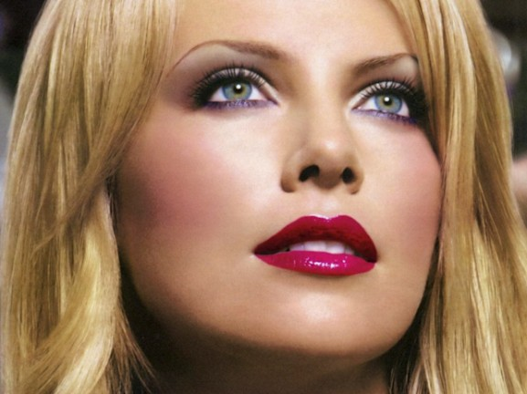 Actress-Charlize-Theron1-577x432 Inspiratie: Feestelijke make-up look