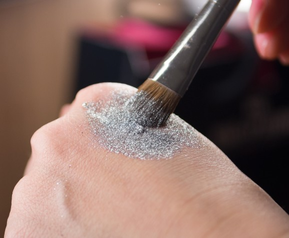 DSC8001-577x475 Make-up Studio Winter Look 2013 - Metallic Chic