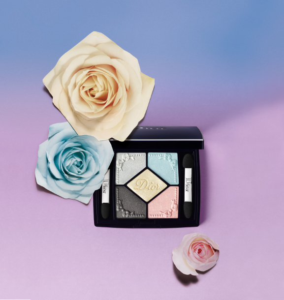 5-Couleurs-Trianon-Édition-234-Pastel-Fontanges-moodpackshot Dior Trianon Make-up collectie 2014