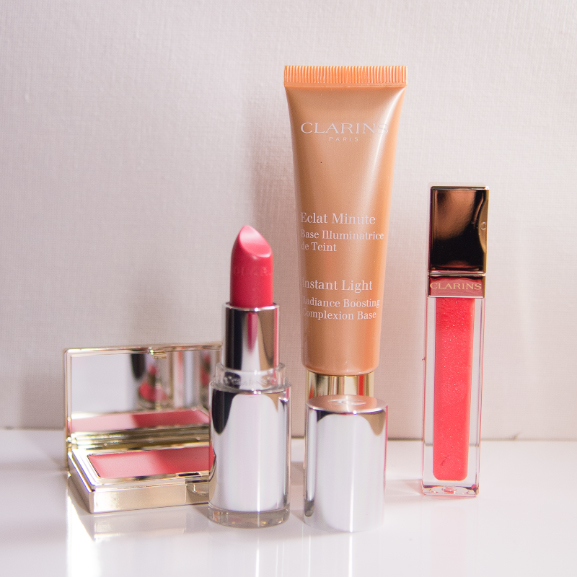 Clarins make up 2014  opalesence