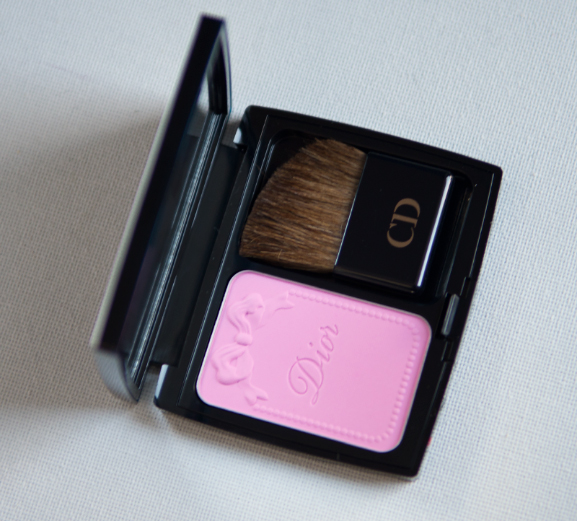 Dior-roze-blush-Pink-Reverie-Trianon Follow up: Dior Trianon Lente Make-up collectie 2014