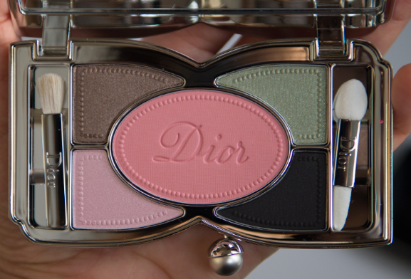 Favorite-palette-trianon-dior-lente-spring-2104 Follow up: Dior Trianon Lente Make-up collectie 2014