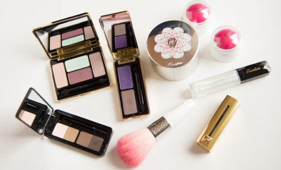 Guerlain-spring-look-2014 Guerlain Meteorites Blossom Collection voorjaar 2014