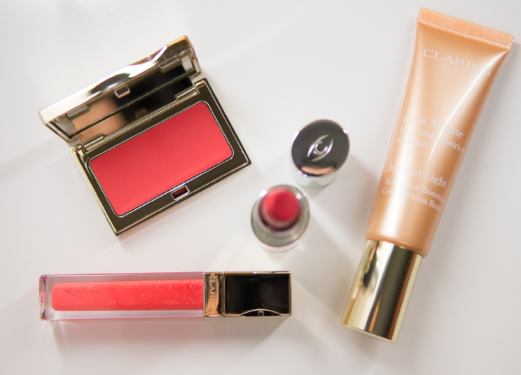 Make-up-spring-2014 Clarins Spring make-up look