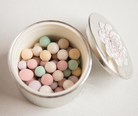 Meteorites perles de po