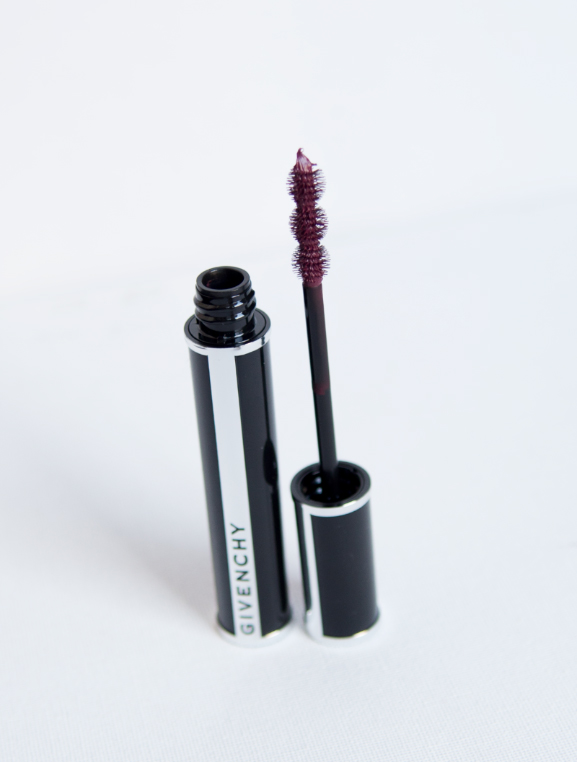 Noir couture mascara burgundy rose pulsion Givenchy lente 2014