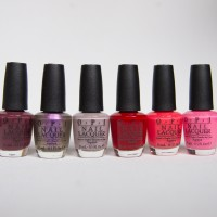 Opi Collection by Brazil 2014