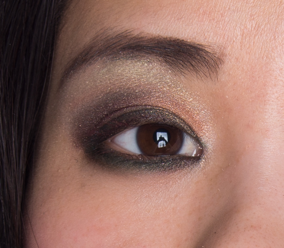 Sleek-garden-palette-eyelook-my-huong Sleek MakeUp's Garden of Eden Palette