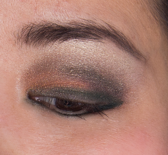 Sleek-i-divine-garden-look Sleek MakeUp's Garden of Eden Palette