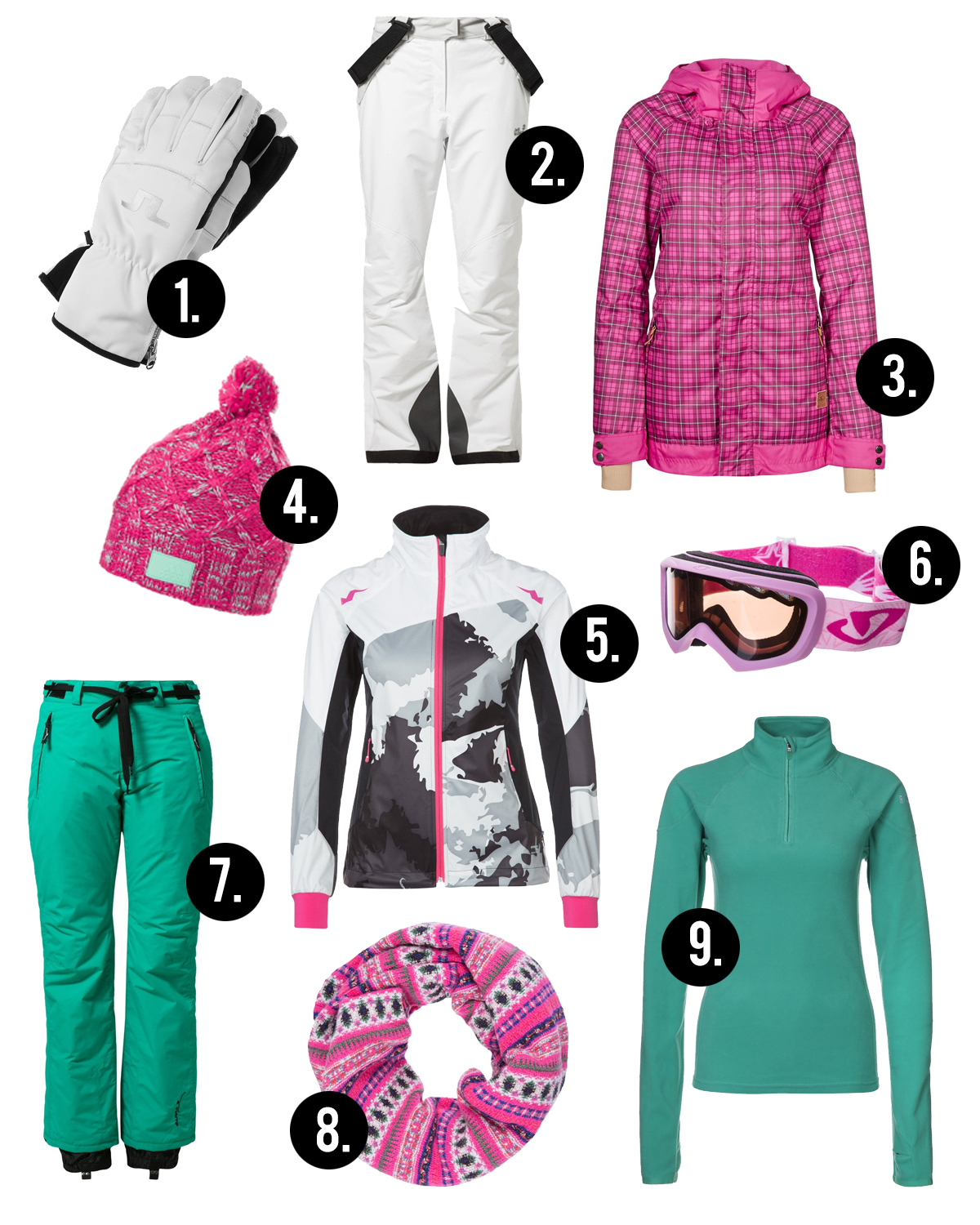 Wintersport-kleding-oneil-adidas-musthaves-roze Musthaves: Wintersport kleding