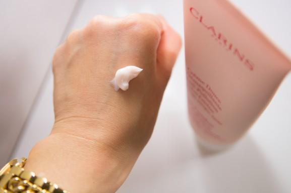huidverzorging clarins creme douche