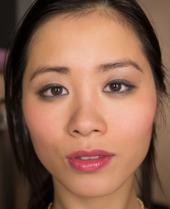 make-up-look-clarins Clarins Spring make-up look