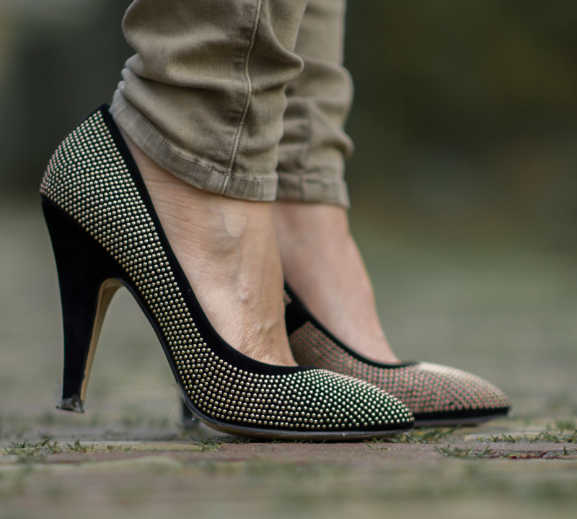 pumps van haren