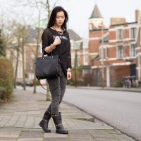 Black-outfit-rock-manhatten-top-fashionboots-200x200 Outfit: Manhatten Biker Look