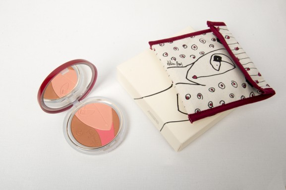 Glow-Blush-Bronzer-Natural-Verona-Amore-terra-fard-577x384 Collistar Ti Amo Italia by Antonio Marras Lente/zomer make-up collectie 2014