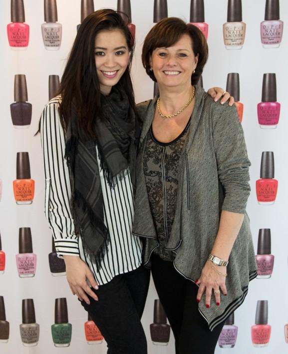 My-Huong en Anja Happe marktleider -OpIbloglunch