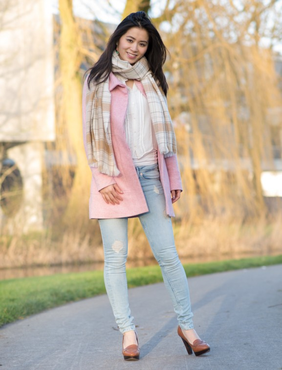 my-huong-outfit-my-huong-coat-roze-577x757 Outfit: Roze jas