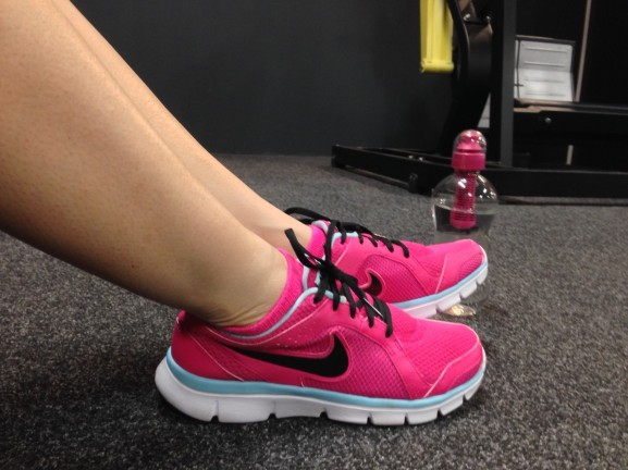 Roze-nikes-en-bobble-577x432 Diary pic's of the month