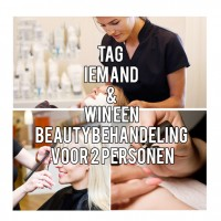 win een beauty behandeling
