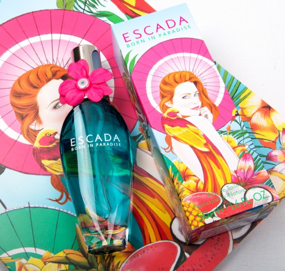 escada-born-in-paradise-limired-zomergeur-577x549 Parfum: Escada Born in Paradise