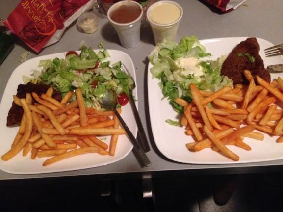 heerlijke-patatjes-met-biefstuk-nom-noem-577x432 Diary pic's of the month