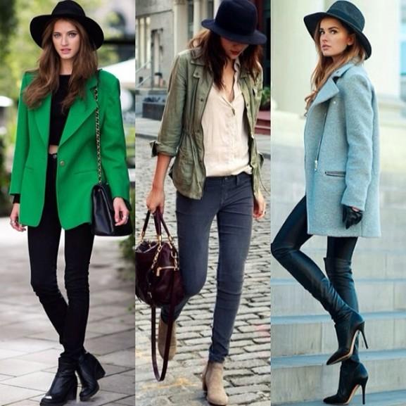 hoedjes dragen combineren outfit fashionbloggers