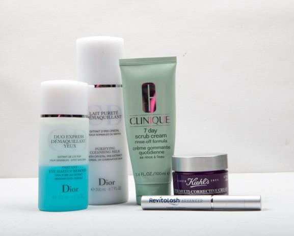 huidverzorging-routine