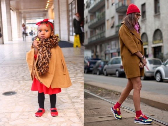 mini fashionista overzised