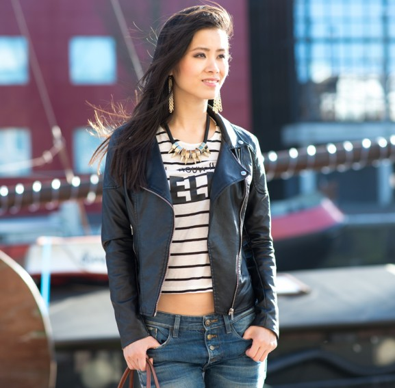 my-huong-biker-jacket-577x567 Outfit: Amy & Ivy Biker Jacket