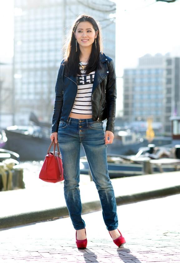 my-huong-bikerjack-577x842 Outfit: Amy & Ivy Biker Jacket