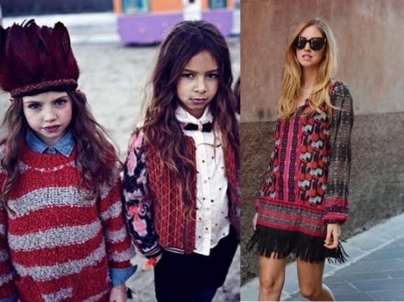 print trend mini fashionista