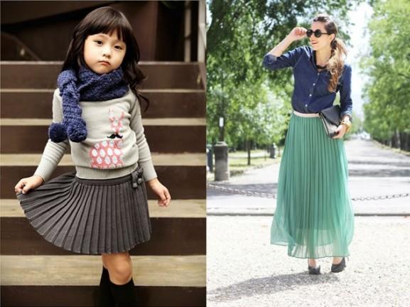 rokken-plooi-kinderen-577x432 10x Mini fashionista's