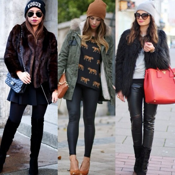 winter outfit beanie