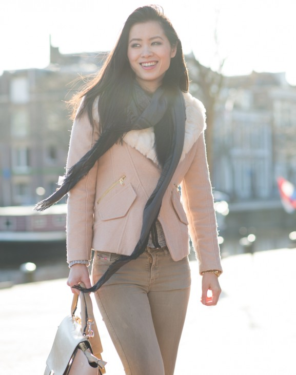 My-Huong-outfit-coat-hunter-sheinside-coat-celine-beige-creme-bag