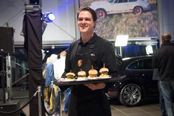 porsche-macanburger-brenger-577x384 Event: Onthulling Porsche Macan