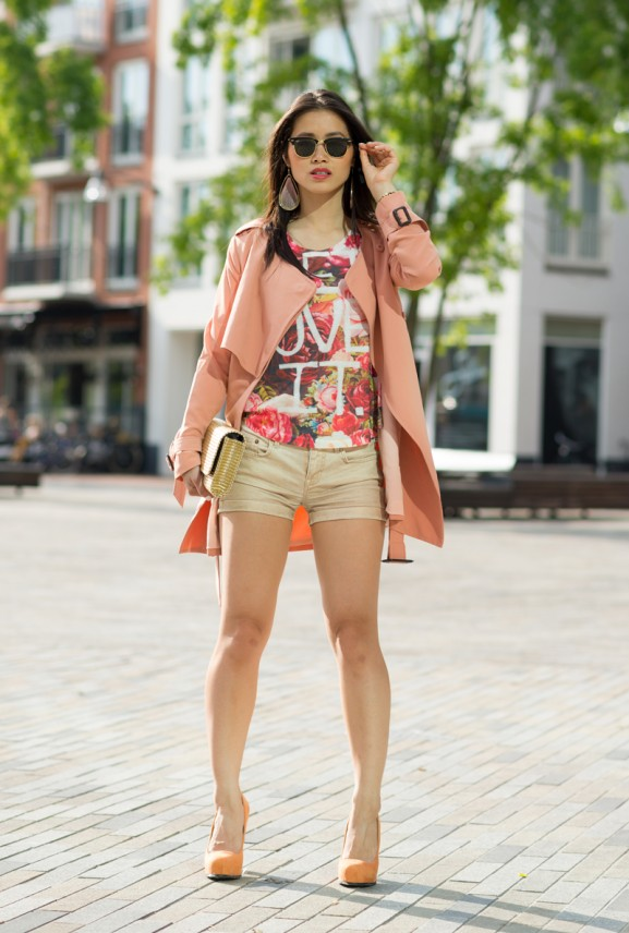 My-Huong-get-over-it-shirt-peachy-look-577x856 Outfit: Peachy city look
