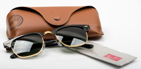 Ray-Ban-Clubmaster---RB3016-W0365