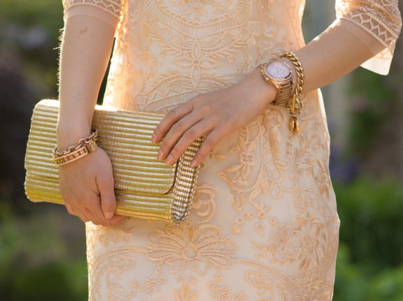 See-trough-golden-sequins-dress